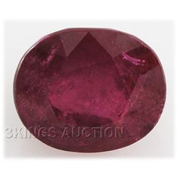 8.00ctw African Ruby Loose Gemstone