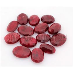 179.50ctw Ruby Oval Cut Loose Gemstone