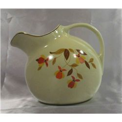 "Vintage Hall's ""Autumn Leaf"" Pitcher"