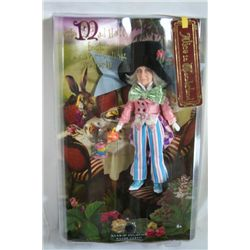 Alice in Wonderland's 'Mad Hatter' Doll