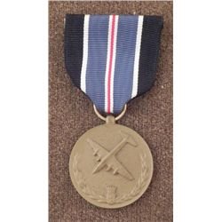 BERLIN AIRLIFT MEDAL-MOUNTED ON RIBBON