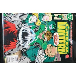 1992 DC Comics; The Third Law Part 2 of 3 Green Lantern Edition