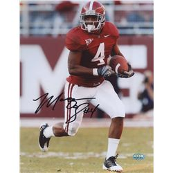 Marquis Maze Signed Alabama 8x10 Photo (Maze GTSM Hologram)
