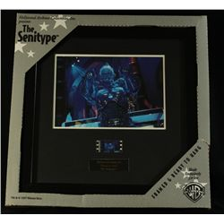 "Arnold Schwarzenegger ""Batman and Robin"" Limited Edition 11x11 Framed Display: 1997 Warner Bros."