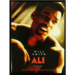Will Smith Ali Movie Press Packet with Slides