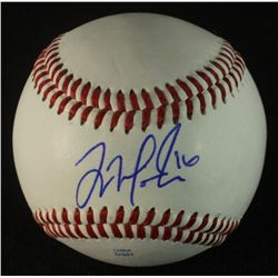Will Middlebrooks Signed Baseball (JSA COA)