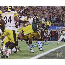 Nick Collins Signed Packers 8x10 Photo (PAAS COA)