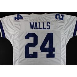 Everson Walls Signed Cowboys Jersey (In The Game COA)