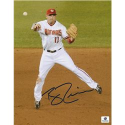 Ryan Zimmerman Signed Nationals 8x10 Photo (GA COA)