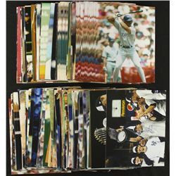 Lot of (242) Unsigned Baseball 8x10 Photos