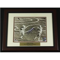 "Mike Ditka Signed Cowboys13x16 Custom Framed Photo: Inscribed ""HOF 88"" (SOP COA)"