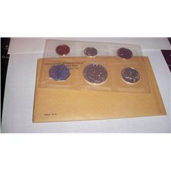 1963 SILVER MINT PROOF SET IN ORIGINAL PACKET