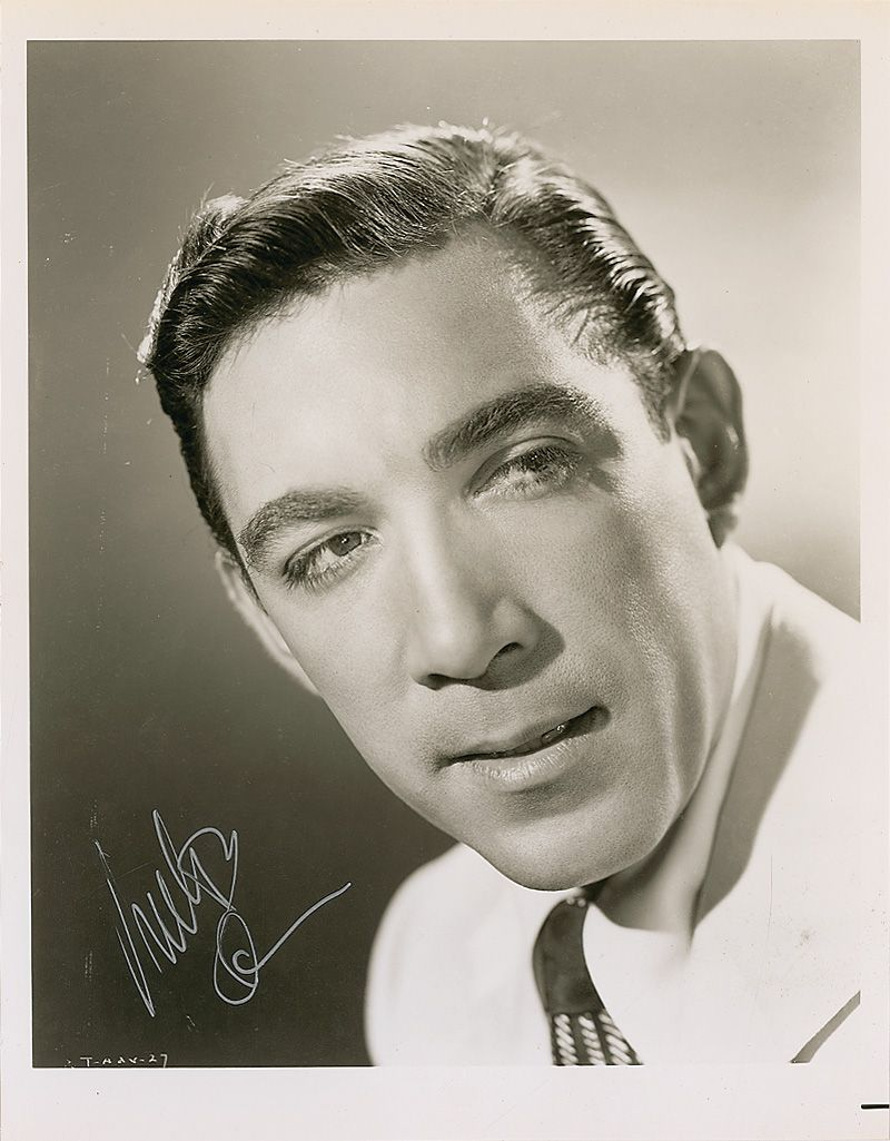 anthony quinn death