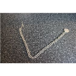 "TIFFANY 16"" CHAIN - 2.2 TROY OZ."