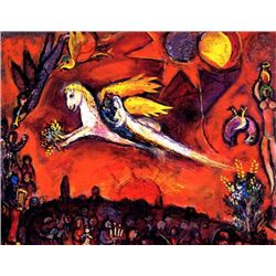 "Marc Chagall ""Song Of Songs Iv"""