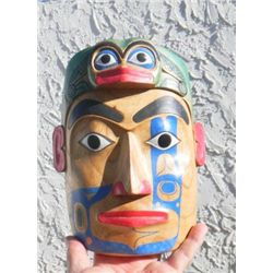 Northwest Coast Mask