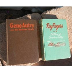 Two Old Cowboy Books