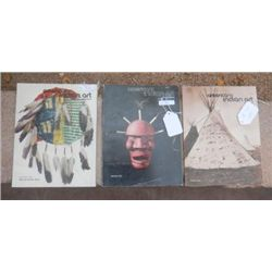 Three American Indian Art Magazines