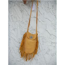 Deer Hide Bag
