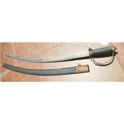Sword and Scabbard from India