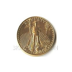 One-Tenth Ounce 1993 US American Gold Eagle Uncirculate