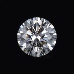 Certified Round Diamond 0.33ct D, VS2, EGL ISRAEL