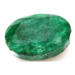 Natural 6.5 ctw Emerald Oval