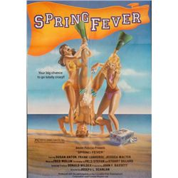 Spring Fever Original 1 Sh Movie Poster Comedy 1982