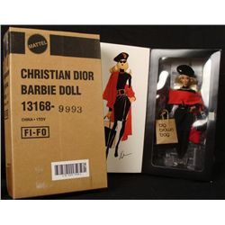 Donna Karen New York & Christian Dior Barbie Dolls MIB