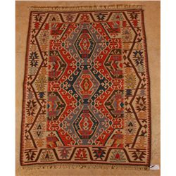 Kayseri, Three Medallion, Central Turkey, 100% handspun wool, mixƒ