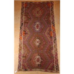 Antique, woven in two separate looms, Kayseri, Central Turkey, 10ƒ