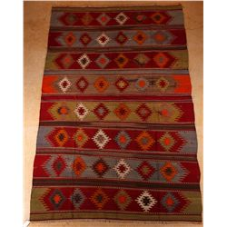 Antique, Konya, West Central Turkey, 100% handspun wool, vegetablƒ