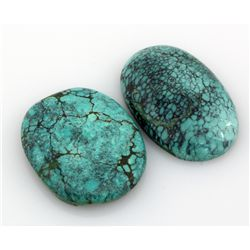 Turquoise 130.00ctw Oval Cut Loose Gemstone