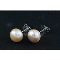 15.8CTW LAVENDER SIOPAO EARRING PHILIPPINES