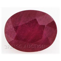 8.93ctw African Ruby Loose Gemstone