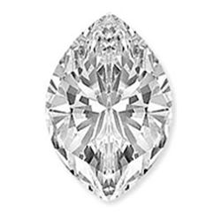 EGL USA 1.05 ct Certified Marquise Brilliant Diamond F,