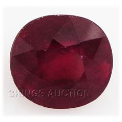 10.06ctw African Ruby Loose Gemstone