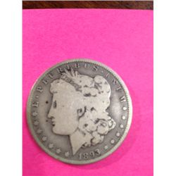 RARE KEY DATE 1893-O Morgan Dollar , Only 300,000 MINTED