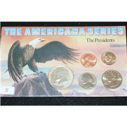The Americana Series-The Presidents Coin Set
