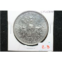 1980 Great Britain 25 Pence Foreign Coin
