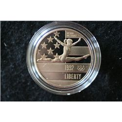 1992-S US Olympic Commerative Half Dollar