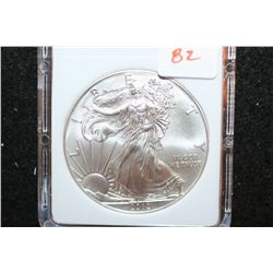 2012 Silver Eagle $1; MCPCG Graded MS69