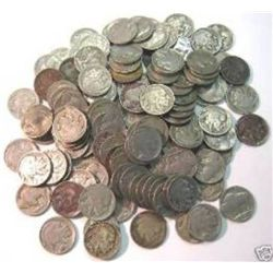 100 Buffalo Nickels