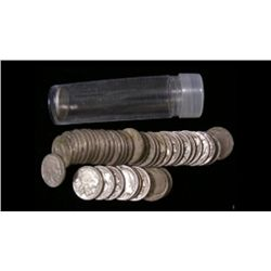 A Roll of Buffalo Nickels