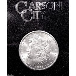 1882 Morgan Carson City GSA  MS Coin