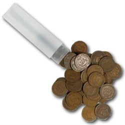 Lot of 50 Indian Head Cents-