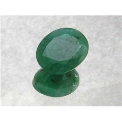 3 ct. Natural Emerald Gemstone