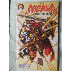 Areala Angel of War Modern Comics