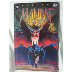 Batman Man-Bat Modern Comics