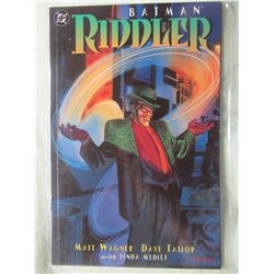 Batman Riddler  Modern Comics